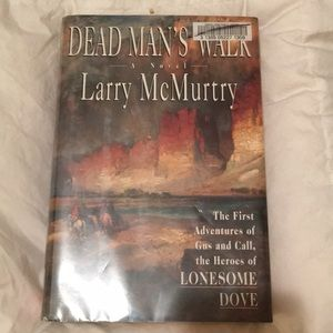 Dead Mans Walk by Larry McMurry